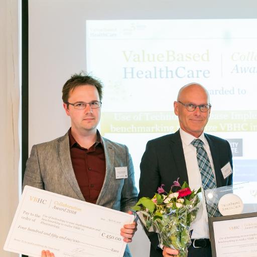 Martijn Oude Voshaar and Mart van Laar